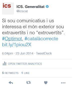 extrovertit